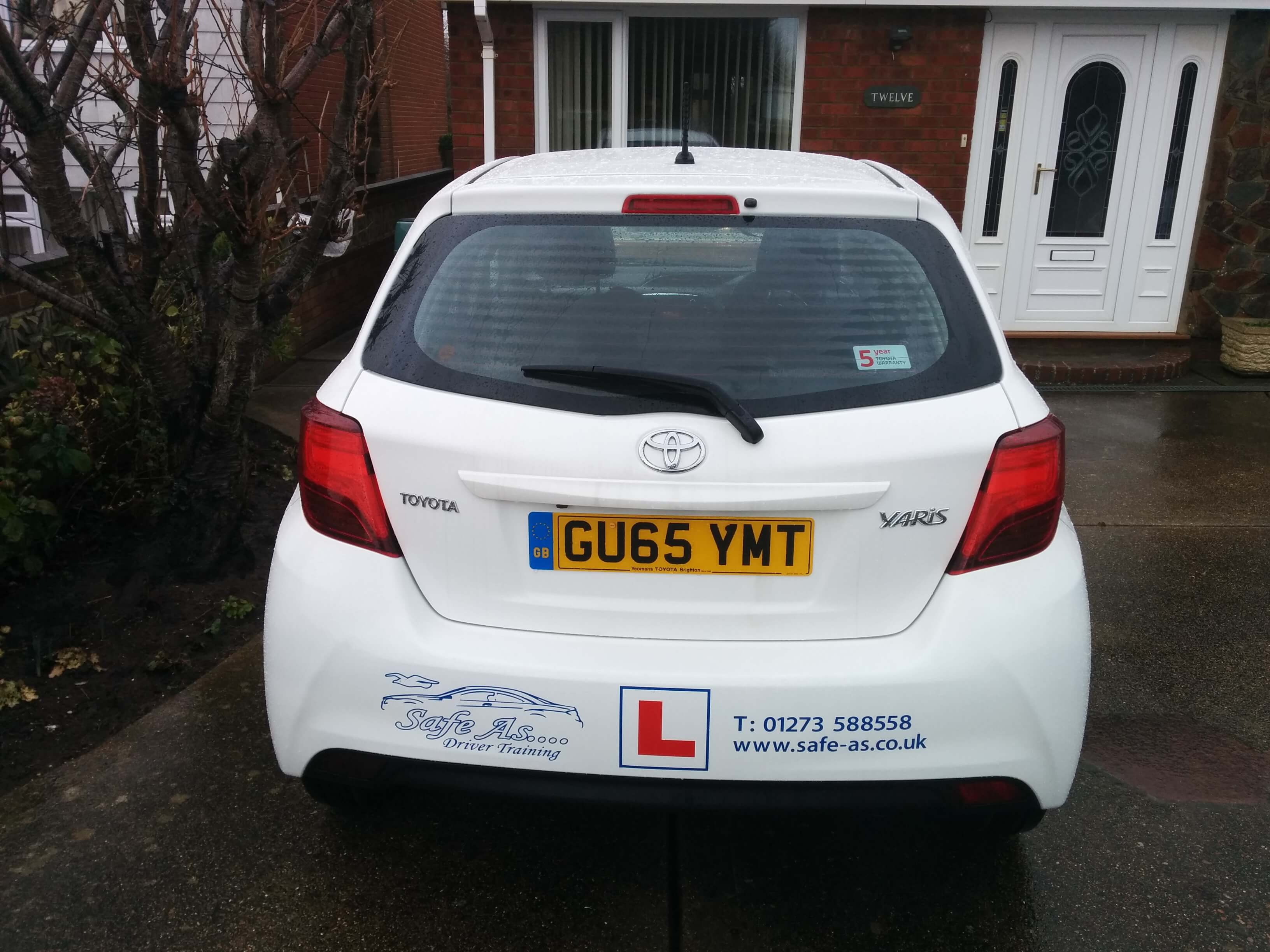 driving instructor hove