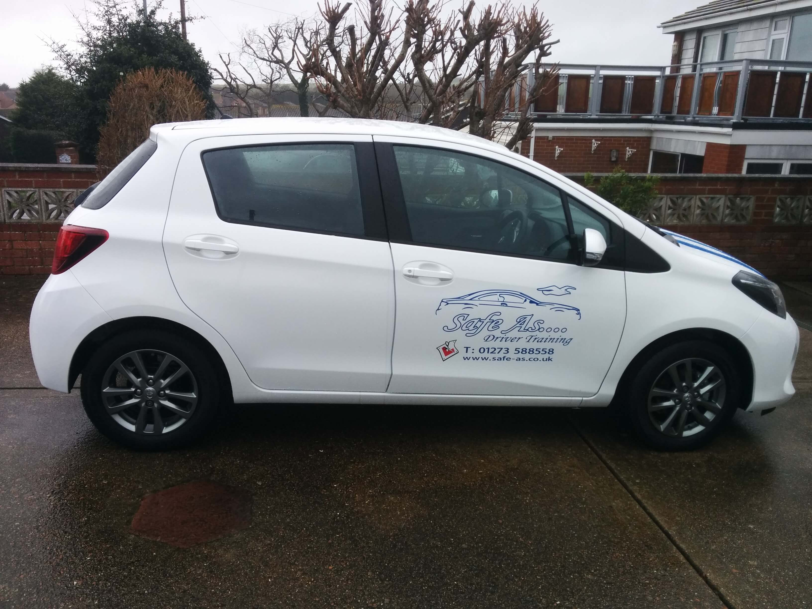 driving instructor newhaven